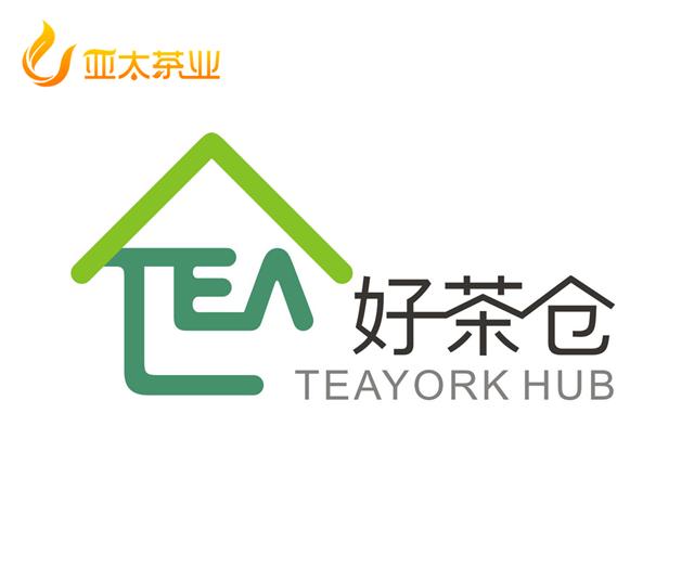 好茶仓新logo
