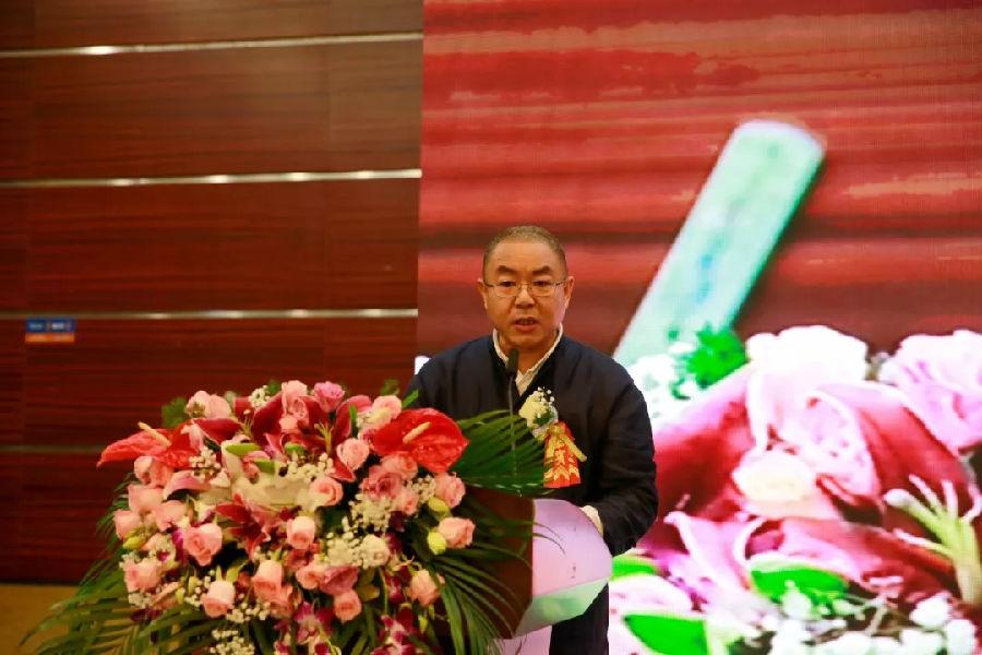 中吉号董事长杨世华