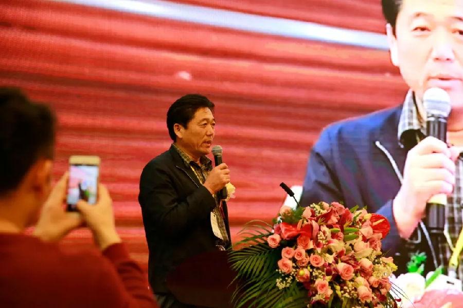 中国茶叶流通协会副监事长、济南茶叶市场集团总经理刘勇