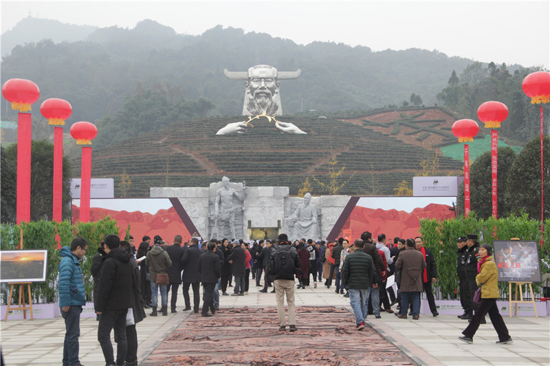 2019中国雅安藏茶文化旅游节 | 专访:四川吉祥茶业